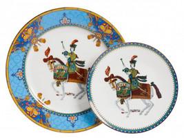 декорирование тарелок